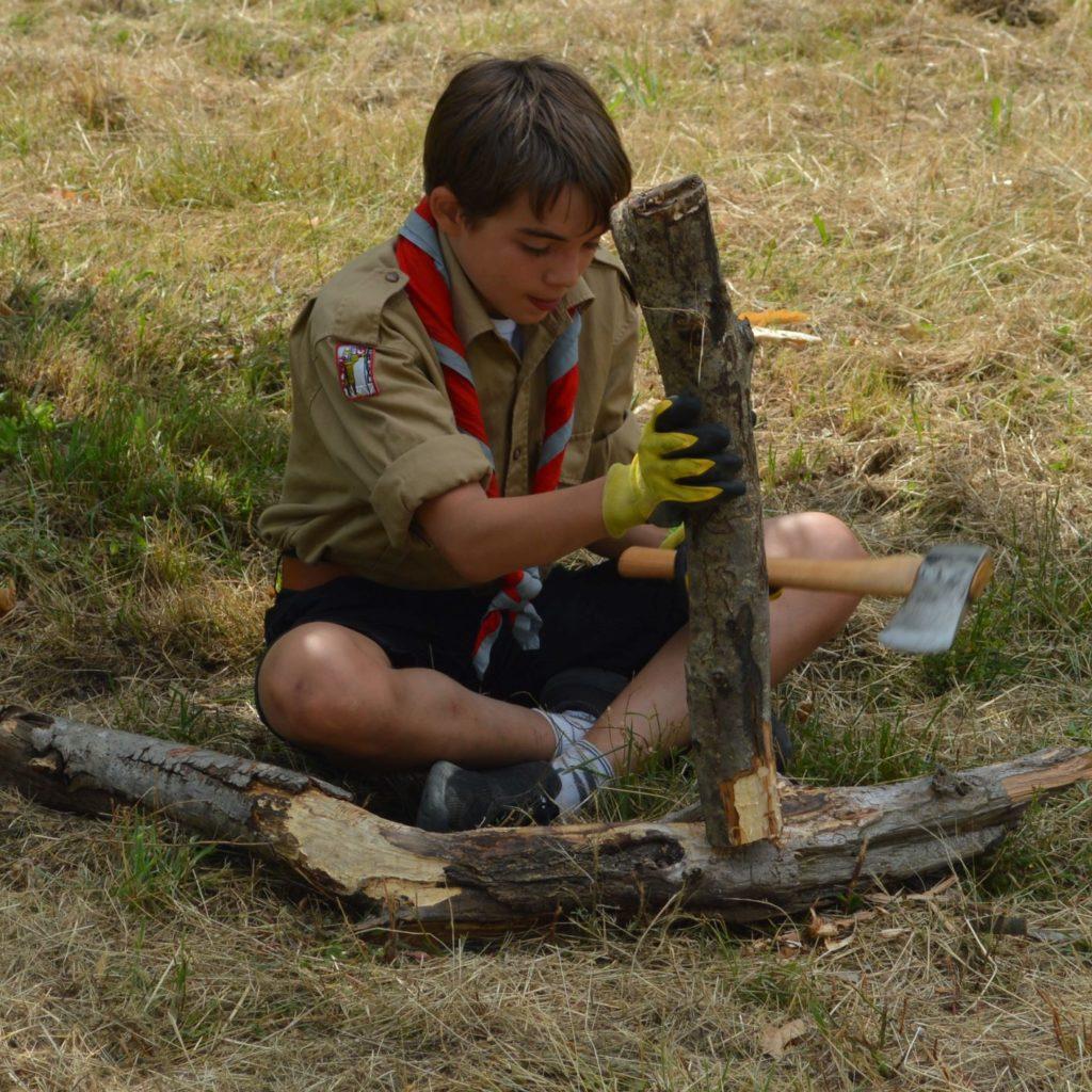 Le scoutisme, une pédagogie