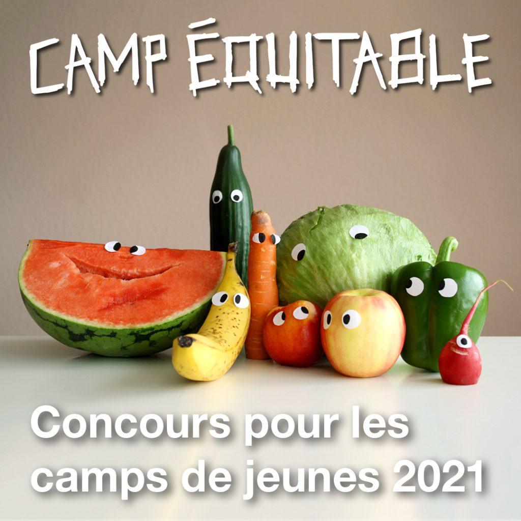 Concours – Camp équitable